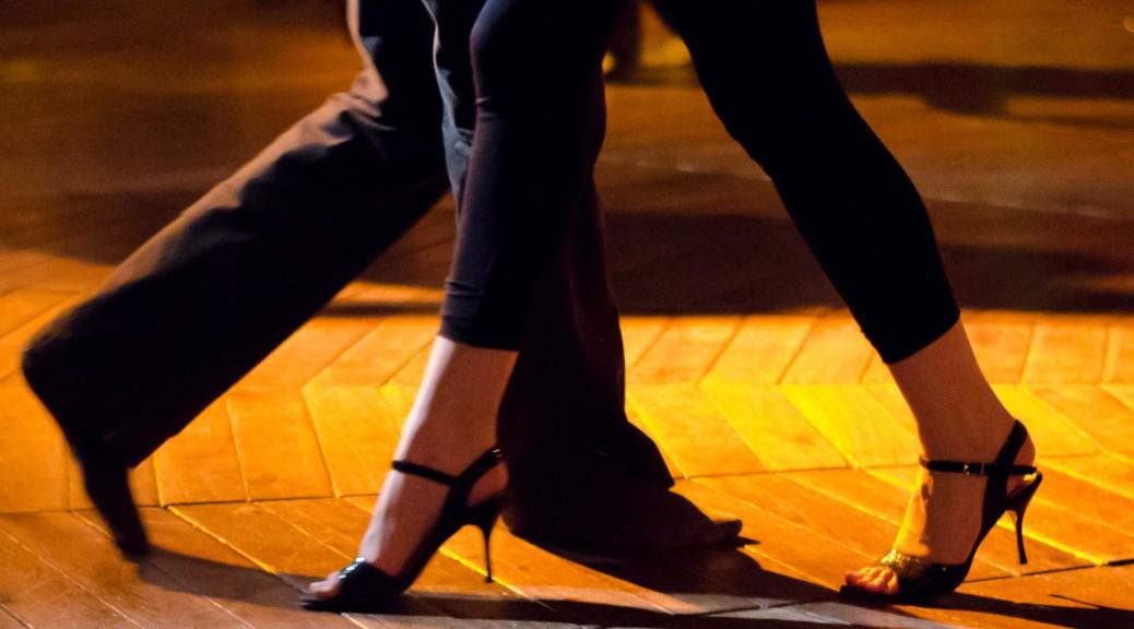 La marche Tango