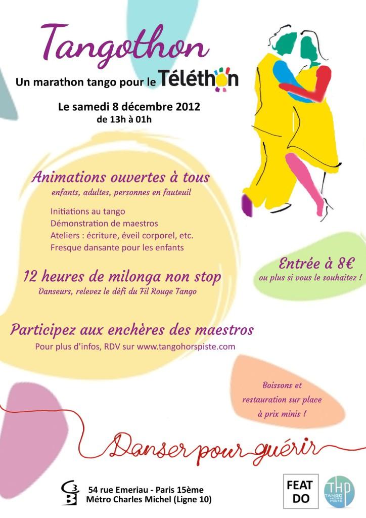 Tangothon 2012
