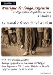 Flyer Tango-Galette 7 février